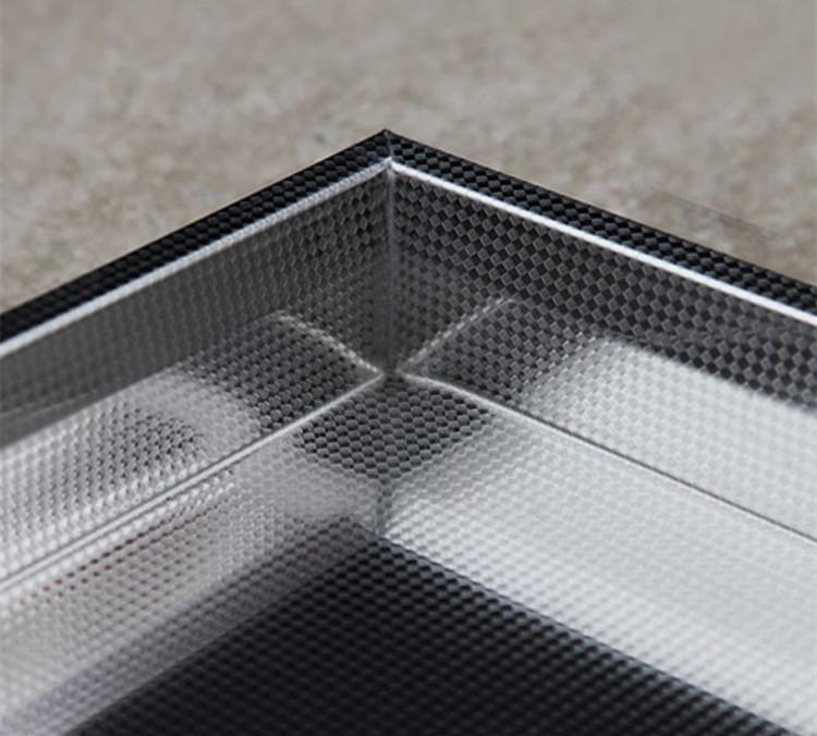 不锈钢台面接缝