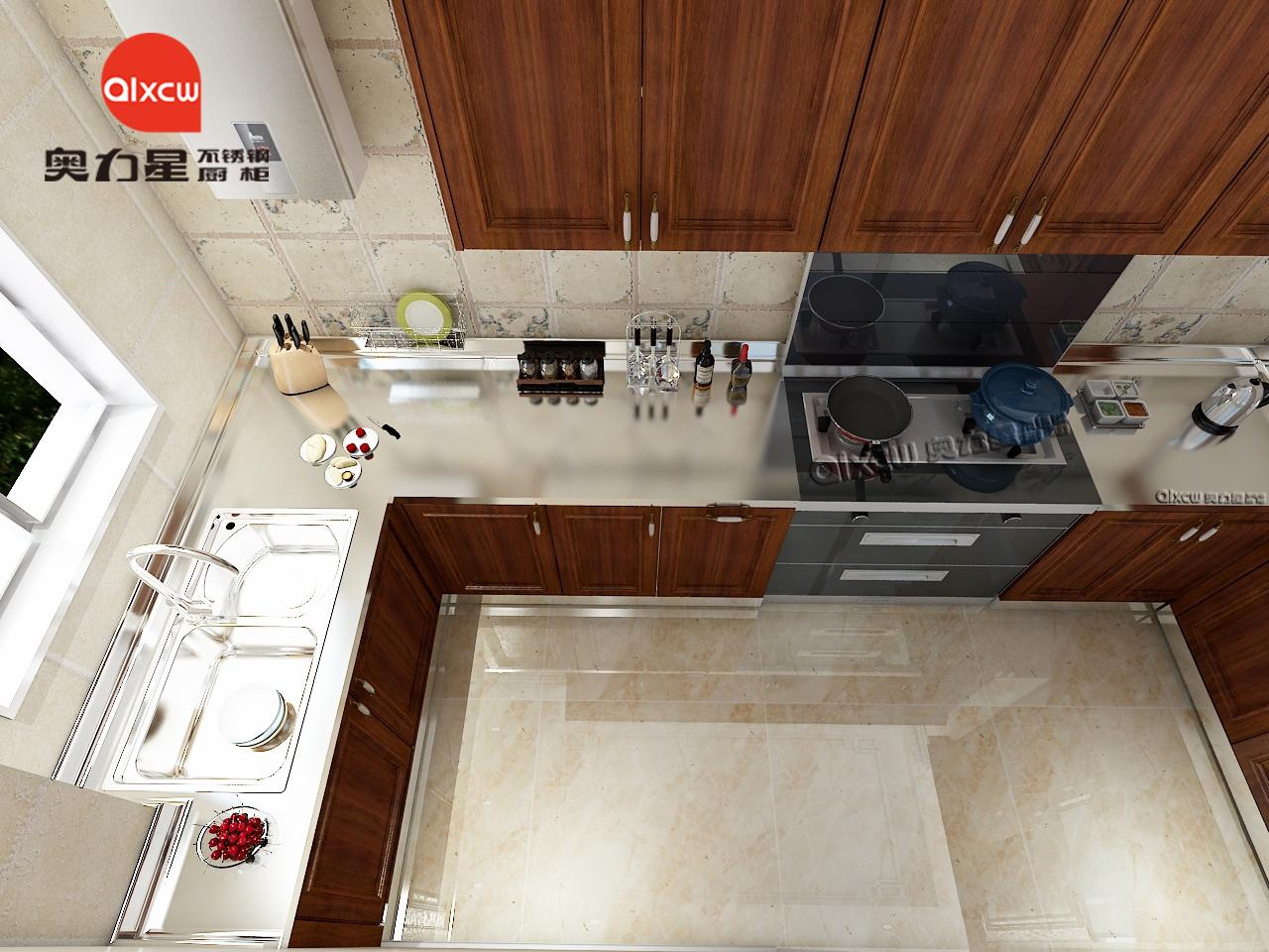 中式厨房橱柜