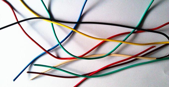 电线直接铺设