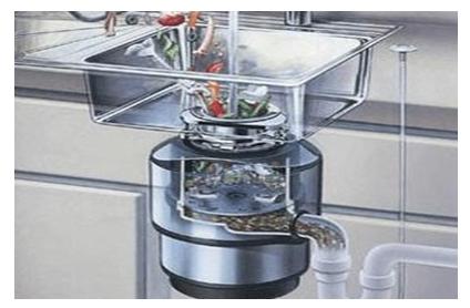 厨房垃圾处理